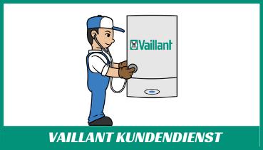 VAILLANT KUNDENDIENST